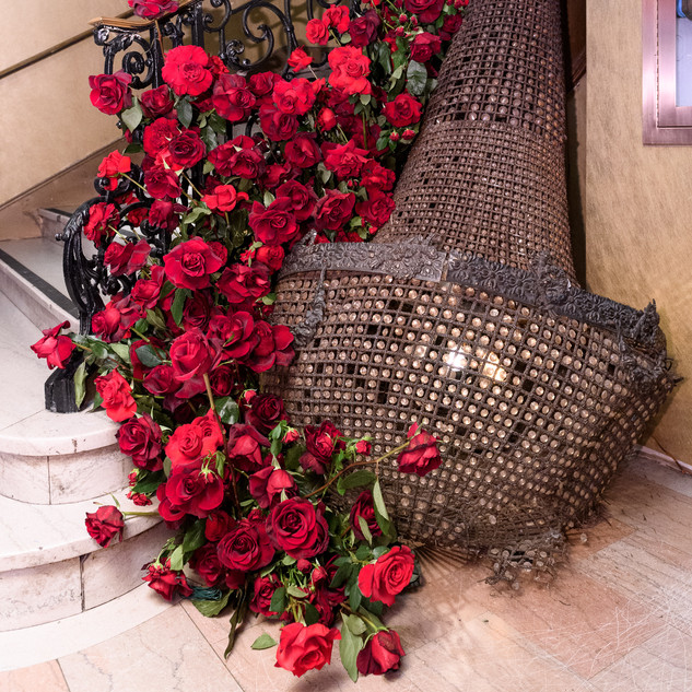 Floral Installation Events