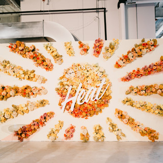 Create Cultivate Floral Installations
