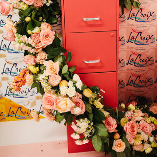 Flower Installation