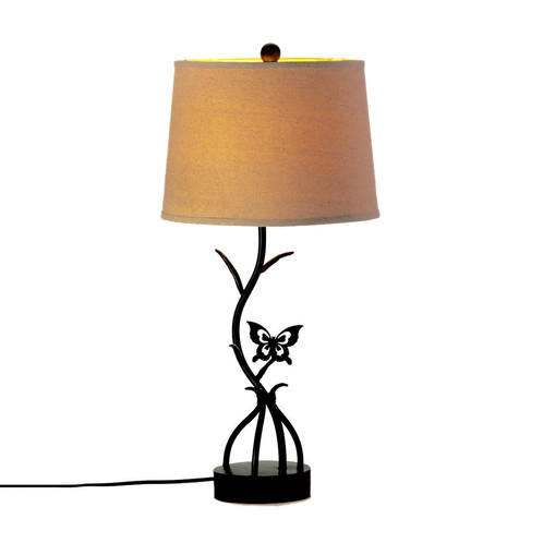Butterfly Branch Table Lamp | website