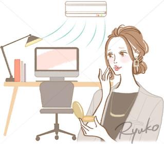 女性向け情報サイト「TRILL」挿絵