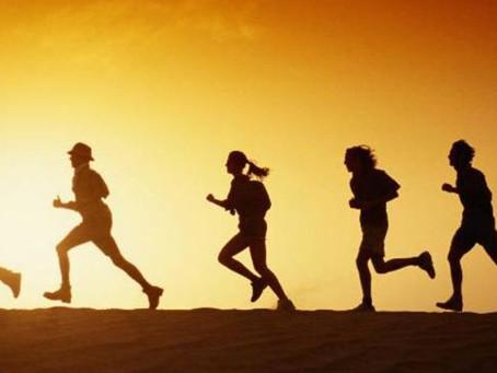 Qualidade de vida com exercícios físicos e alimentação saudável