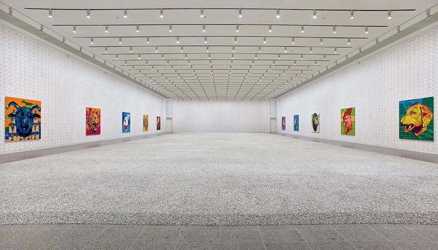 Ai Weiwei 150 Meter Tapete