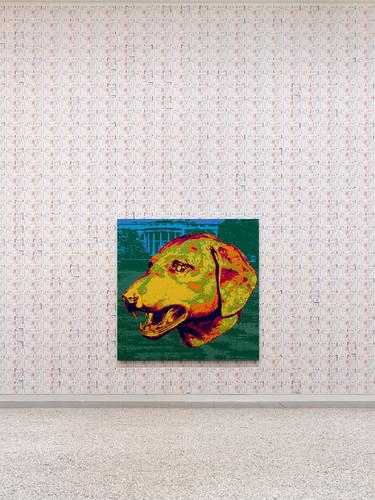 Ai Weiwei Tapete