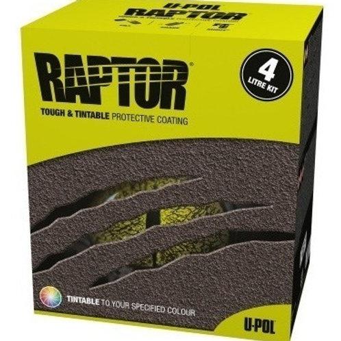 Kit Raptor 4L Tintable