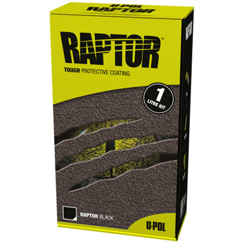 Kit Raptor 1L Negro