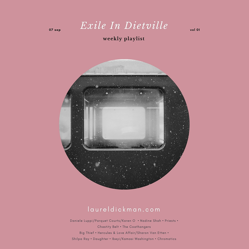 Exile In Dietville: Music Monday Volume 1.