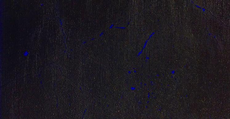 Tony Jouanneau, AstroCran n°5 (série Constellations), 2015, gravure sur bois, 22 x 22 cm
