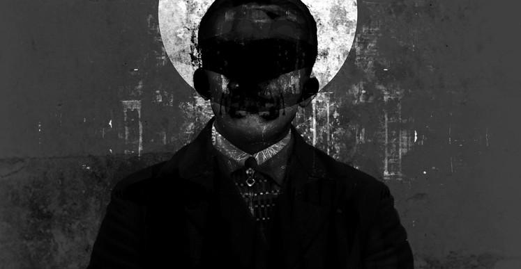 Romuald Martin, le 8 (série Monster), 2017, composition photographique, 40 x 40 cm