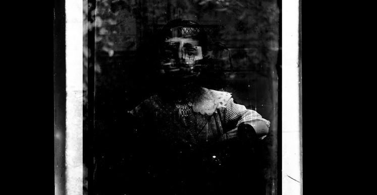Romuald Martin, le 3 (série Ink), 2017, composition photographique, 40 x 40 cm