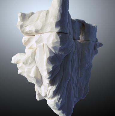 Roam & Loba, ICE0138 (série StéréØtopies), 2016, photographie, 60 x 80 cm