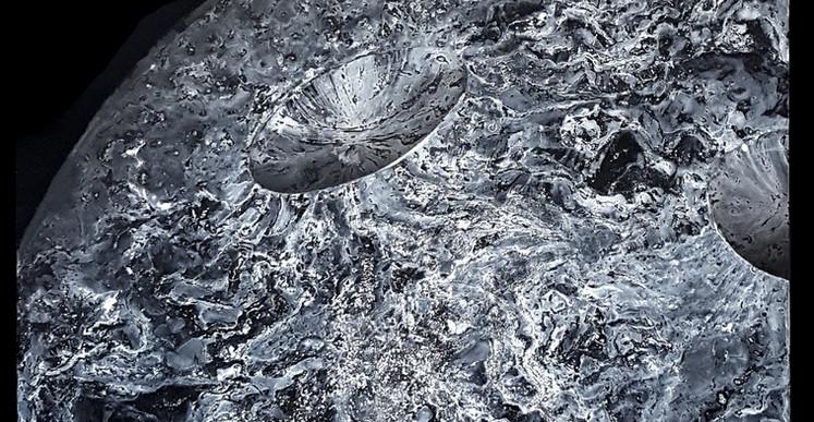 Maxence Doré, Relinquo (2017), Peinture à L'huile - Aerosol, 70cm x 100cm