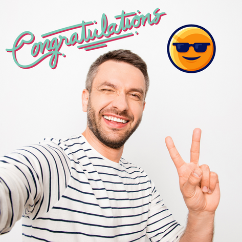 Congratulations Photo Booth UK