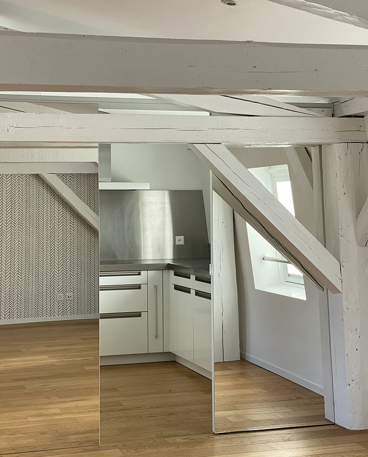 Private Residential Space - Renovation