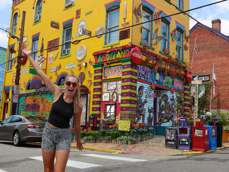 24 hours in Pittsburgh, PA // Coolest things to do in Pittsburgh