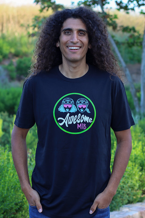 Men's Awesome MTB Logo Tee