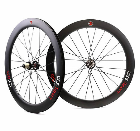 CX60 Tubular Wheelset