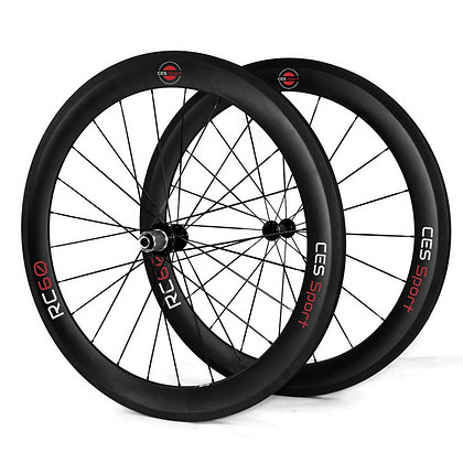 RC60 Clincher Wheelset