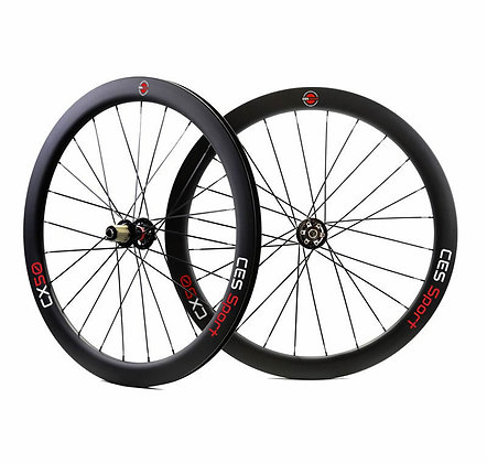 CX50 Tubular Wheelset