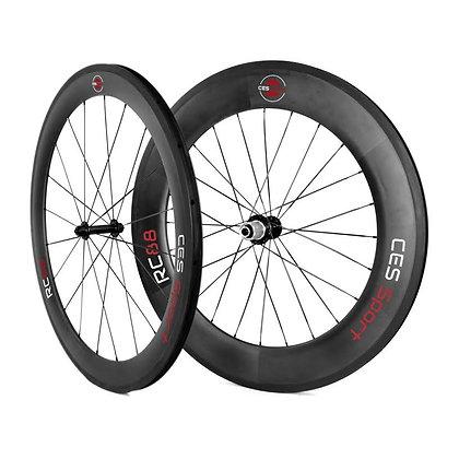 RC60/RC88 Clincher Wheelset