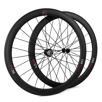 RC50DB Tubeless Wheelset