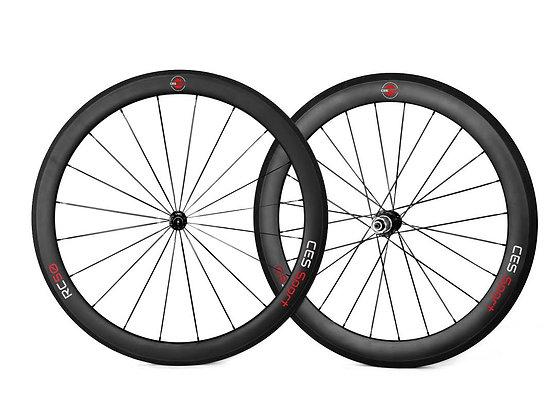 RC50/RC60 Clincher Wheelset