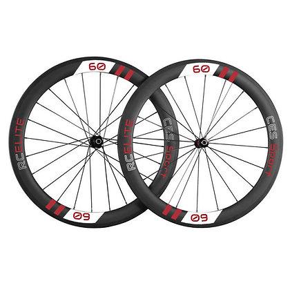 RC60 Elite Clincher Wheelset