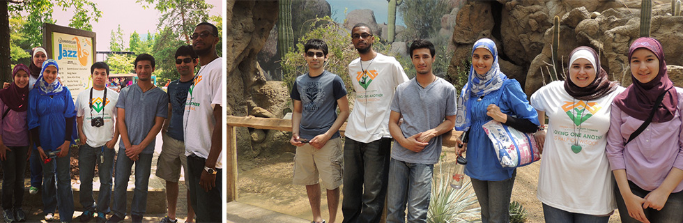 Youth Group Zoo Trip