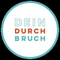 Logo_DeinDurchbruch_Farbe_transpHintergr