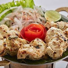 Tandoori Murgh Malai Kebab
