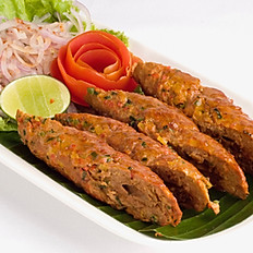 Tandoori Lamb Seekh Kebab