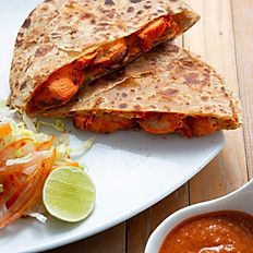Chicken Tikka Tortilla
