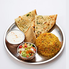 Chicken Biryani Set