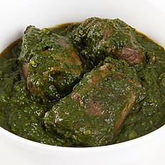 Lamb Spinach
