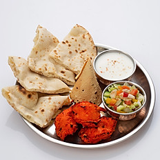 Tandoori Chicken Tikka Set