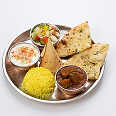 Lamb Curry Set