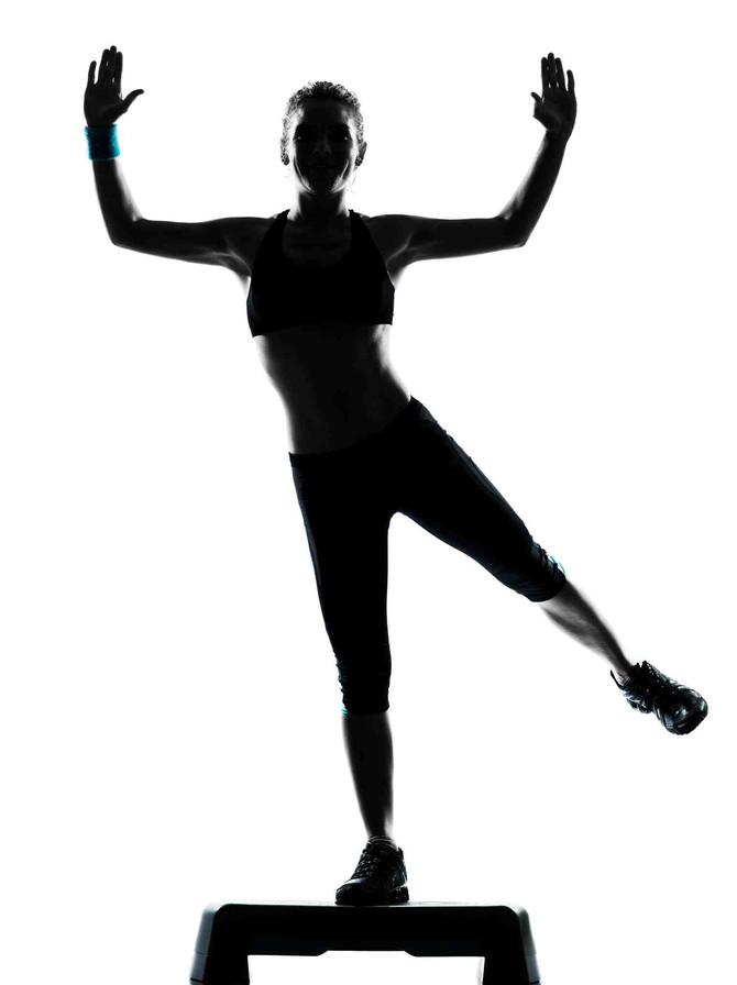 Semesterslutt på aerobic- og mosjonspartier våren 2019