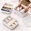 Thumbnail: Canasto Organizador Plastico Apilable con tapa 7 divisiones  Muji Style