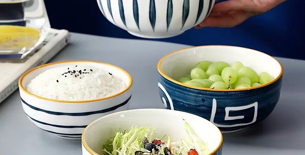 Bowl de ceramica grande