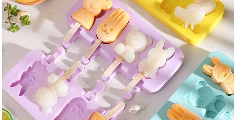 Molde de helado excelente calidad