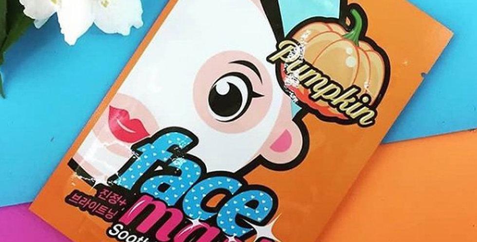 Bling Pop Face Mask Pumpkin - 20ml