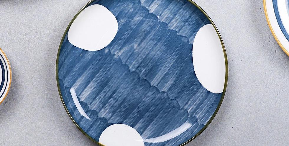 Plato de cerámica mediano