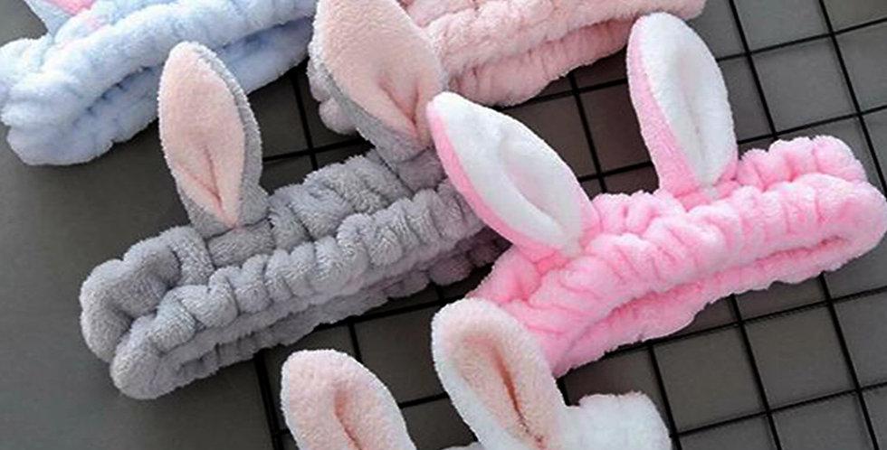 Vinchas Oreja de Conejo Colores Surtidos
