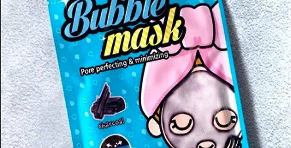 Bling Pop Bubble  Mask Charcoal