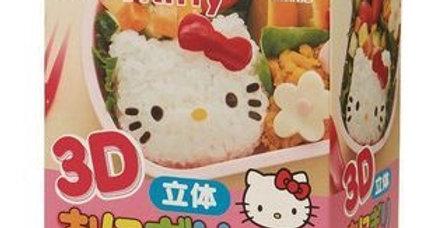 Onigiri Set de Hello Kitty Original de  SANRIO