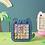 Thumbnail: Cubetera De Plástico Modelos Gatito 25 Cubitos Cuadrados