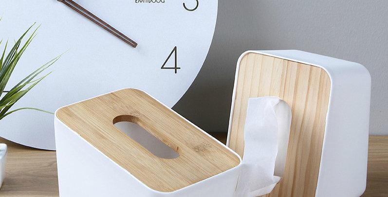 Porta Tissue /Pañuelos- Organizador Nordico