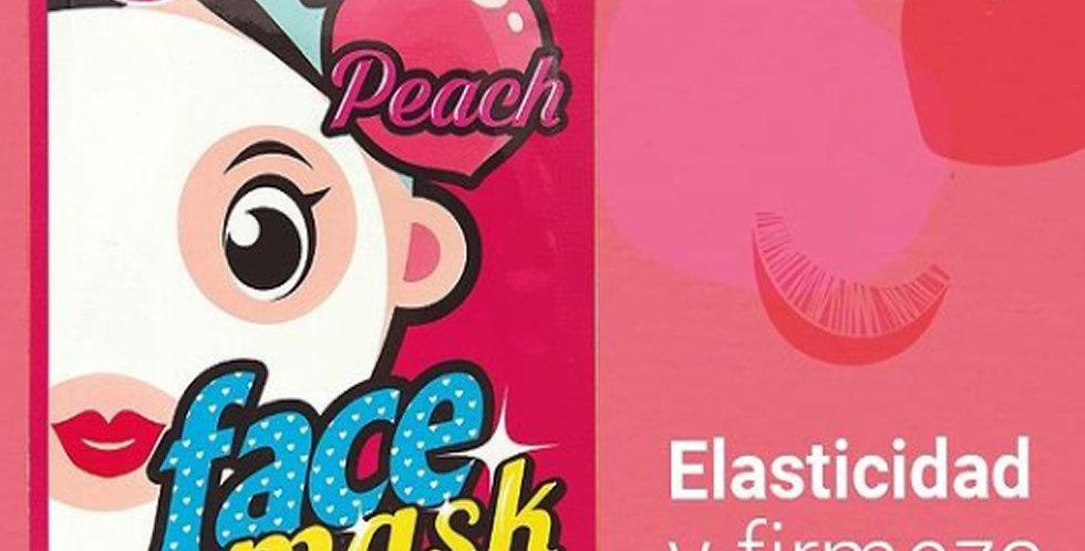 Bling Pop Face Mask Peach - 20ml