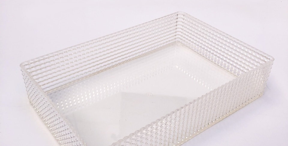 Bandeja linea crystal