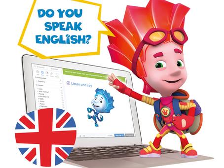 Skyeng запустил курсы английского языка с «Фиксиками»